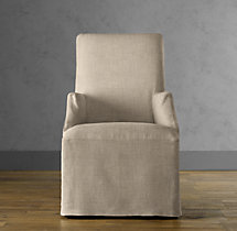 Replacement Slipcover for Hudson Parsons Slipcovered Armchair