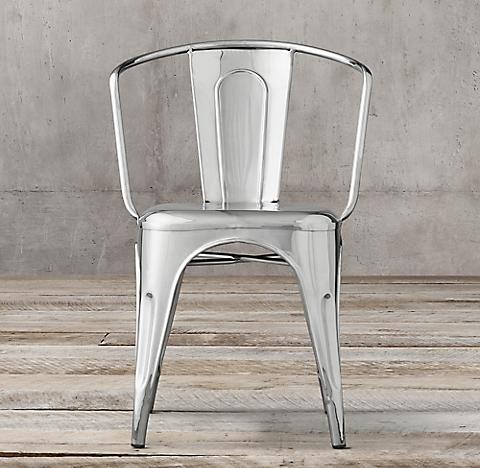 All Metal Seating | RH