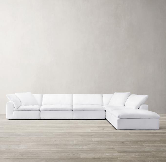 Modular Sofa Chaise Sectional