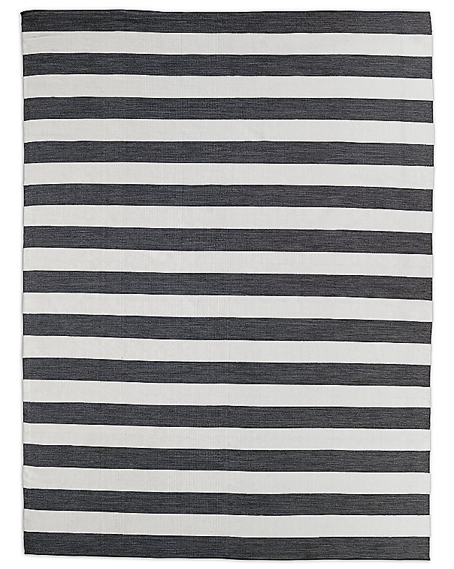 Bold Stripe Outdoor Rug