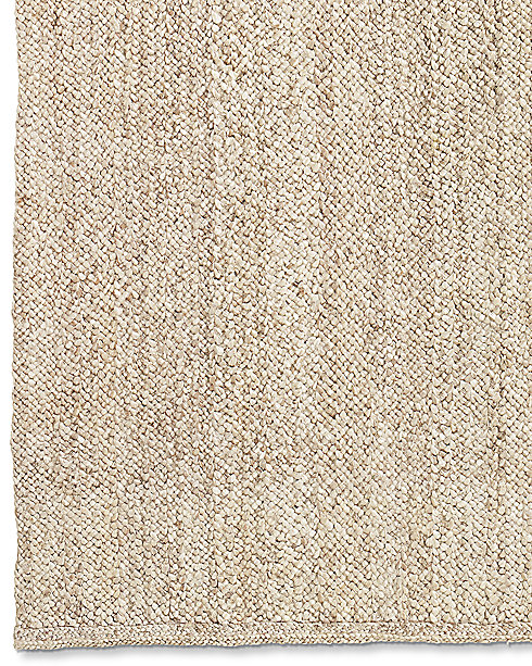 chunky braided jute rug collection | rh modern
