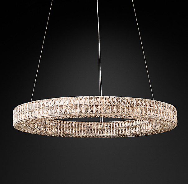 Spiridon Ring Chandelier 44 Quot