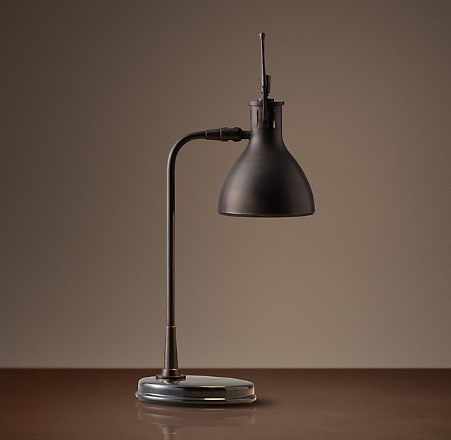Enrico metal task table lamp mozeypictures Images