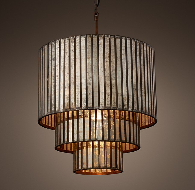 Vitti Chandelier Collection | RH