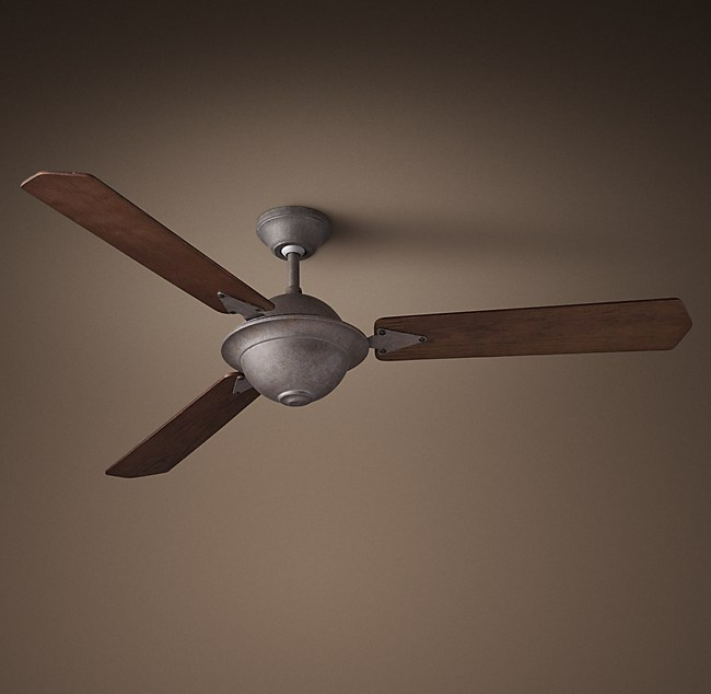 Atelier ceiling fan hammered steel mozeypictures Images