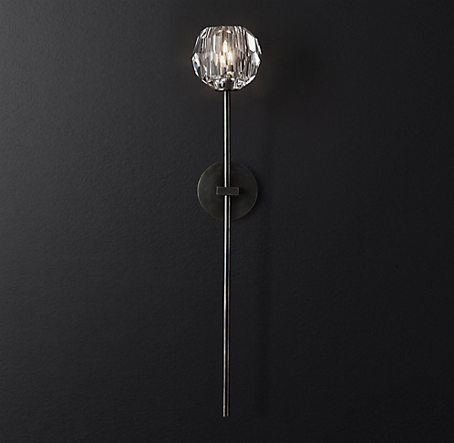 All wall lighting rh modern more finishes aloadofball Image collections