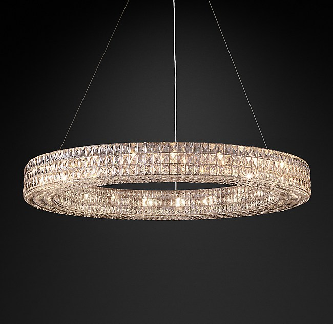 All ceiling rh spiridon ring chandelier 59 mozeypictures Images