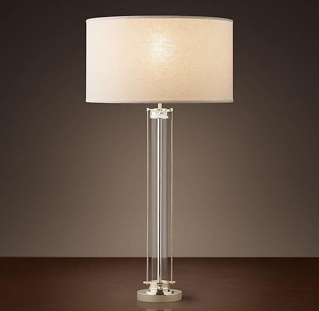 Flatiron Table Lamp