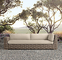 Rutherford Three-Seat Left-Arm Return Sofa