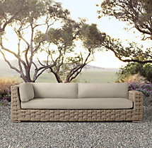 Rutherford Three-Seat Right-Arm Return Sofa