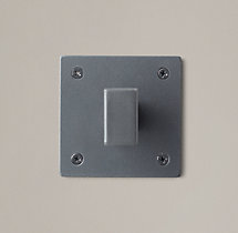 Square Metal Ledge Bracket