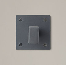 Square Metal Shelf Bracket
