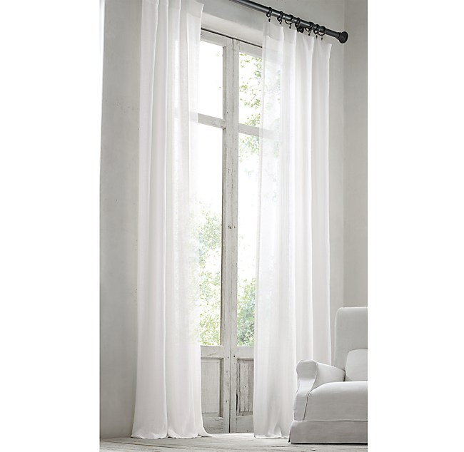 buy linen from beyond curtains bed bath sheer curtain