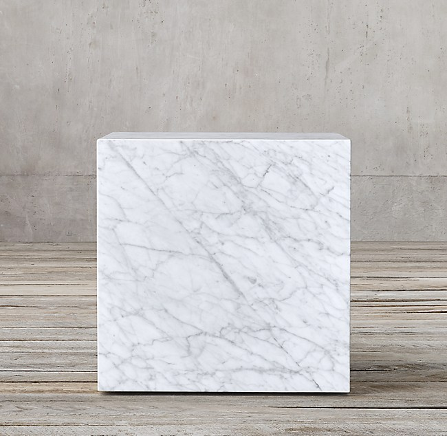 Marble Plinth Collection