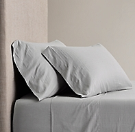 Ultra-Fine Lightweight Cotton Sheet Set