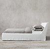 Preston Slipcovered Bed