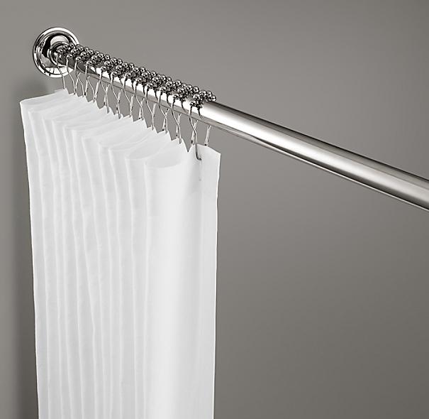 Restoration Hardware Curtain Rod Instructions Curtain Menzilperde Net