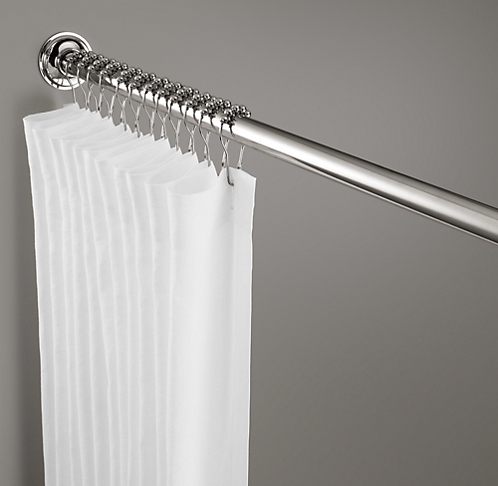 Shower Curtain Rods Collection