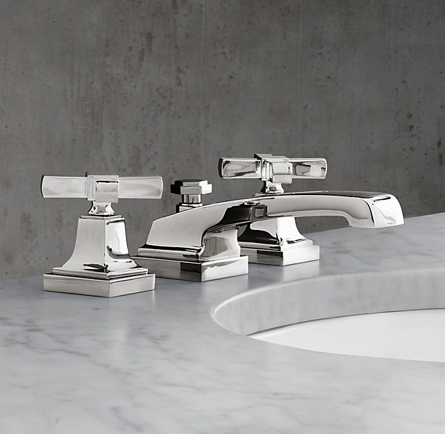 Bathroom Faucets Restoration Hardware sink faucets sets | rh