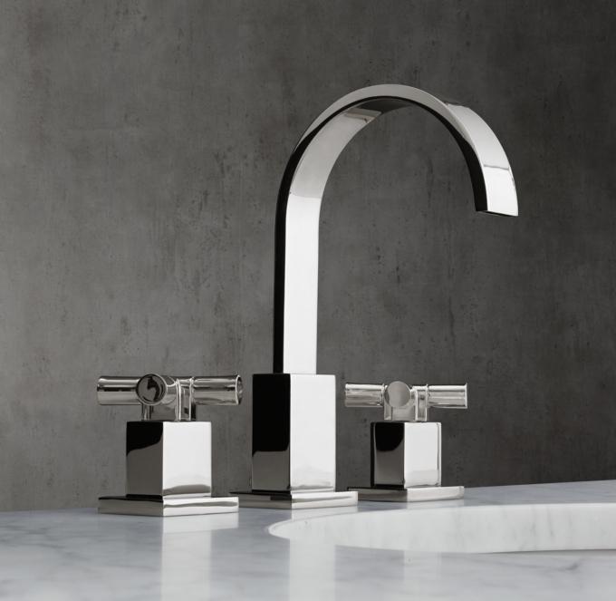 CrossHandle 8 Widespread Faucet