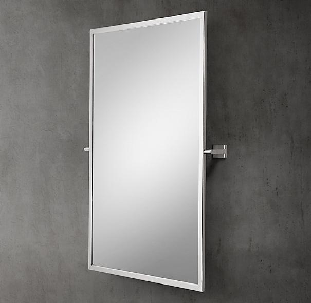Modern Classic Pivot Mirror