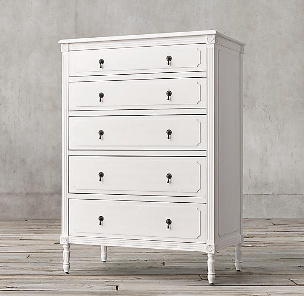 Restoration Hardware Louis Xvi Dresser
