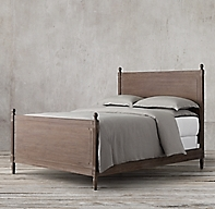 Louis Xvi Bed With Foot By Restoration Hardware 2395