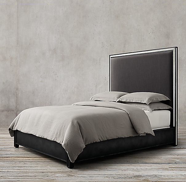 Strand Upholstered Bed