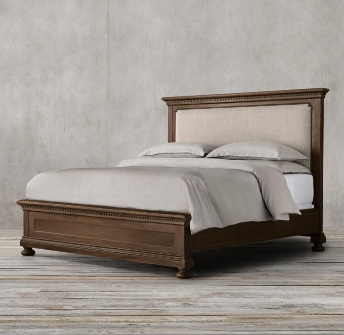James Upholstered Bed
