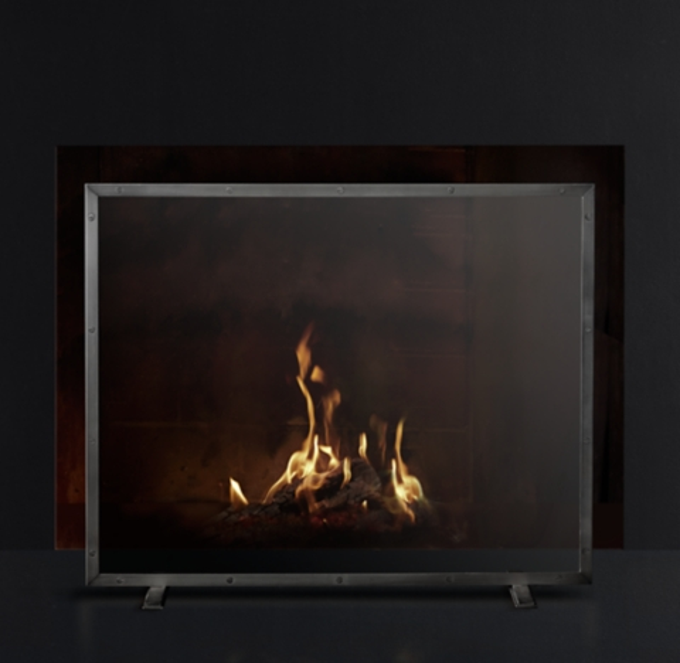 Hearth Screens RH Modern