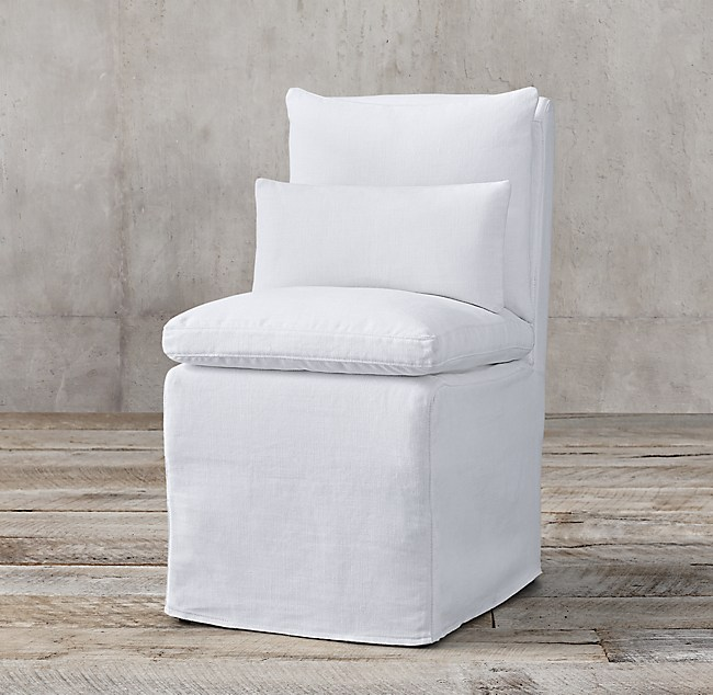 Dining Fabric Side Chair