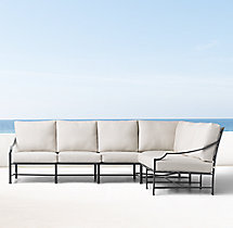 Carmel Classic Left/Right-Arm L-Sectional Cushions