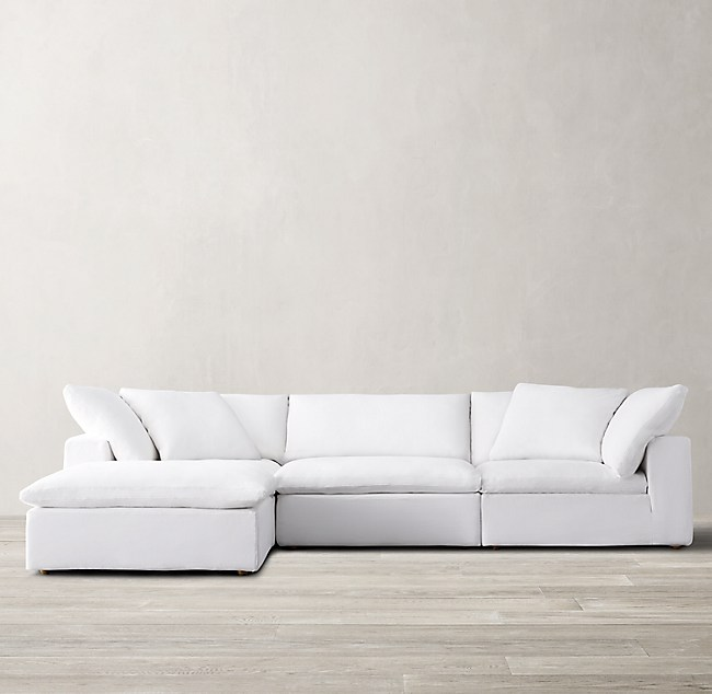 Cloud Modular Sofa Chaise Sectional