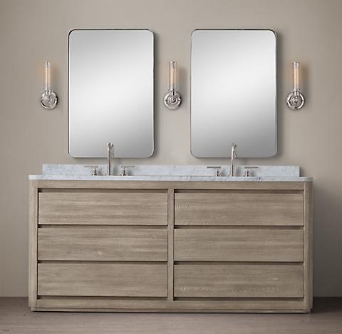 new martens vanity sink