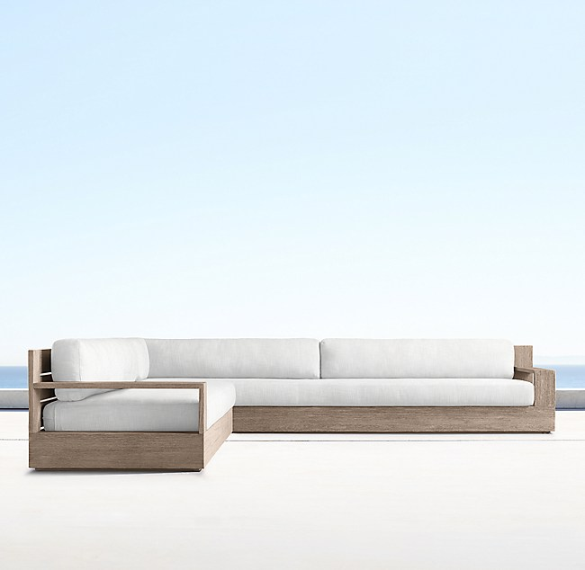 Shop ANNECY METAL-WRAPPED COFFEE TABLE from Restoration Hardware on Openhaus