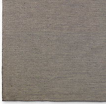 Perennials® Solid Outdoor Rug Swatch - Charcoal