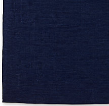 Perennials® Solid Outdoor Rug Swatch - Navy