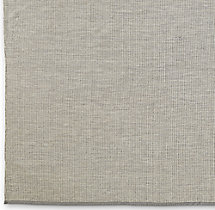 Perennials® Pinstripe Outdoor Rug Swatch - Fog