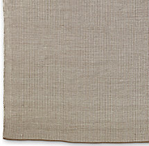 Perennials® Pinstripe Outdoor Rug Swatch - Mocha