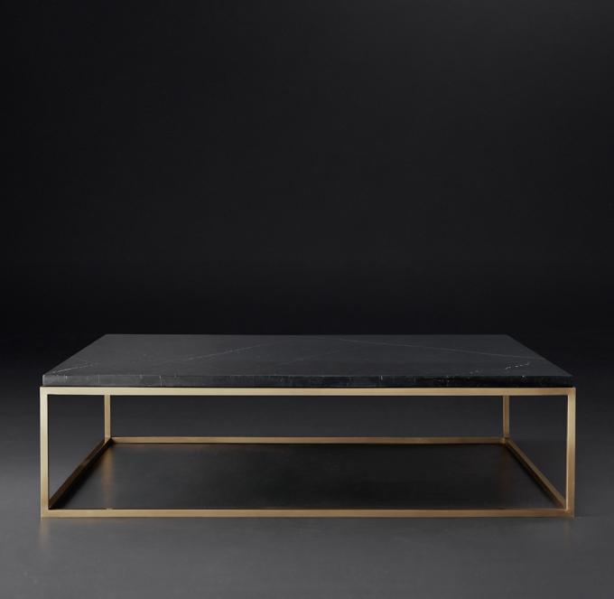 All Marble Tables RH Modern