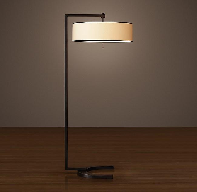 Hudson floor lamp aloadofball Gallery