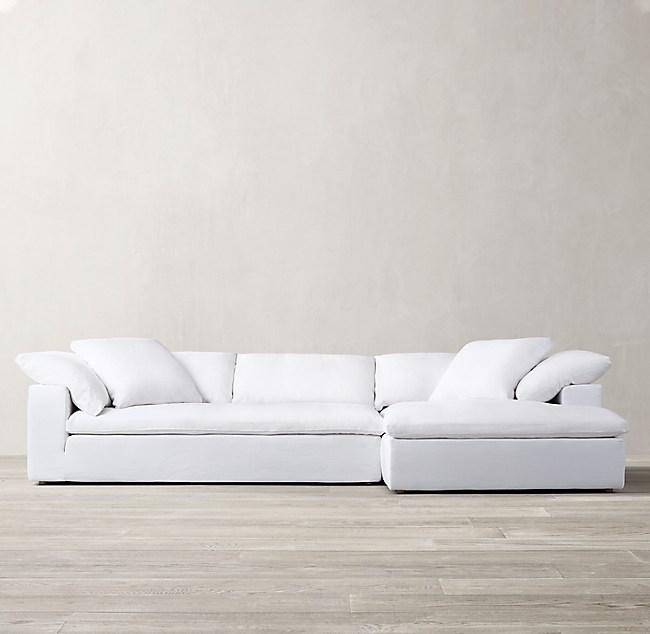 Cloud Sofa Chaise Sectional