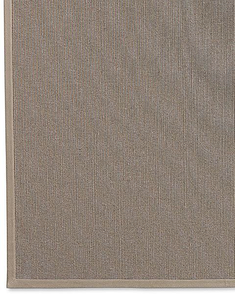 Belgian Wool Sisal Rug Linen