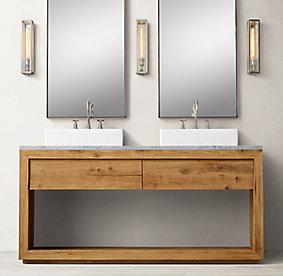 Bathroom Vanity Handles all vanities & sinks | rh