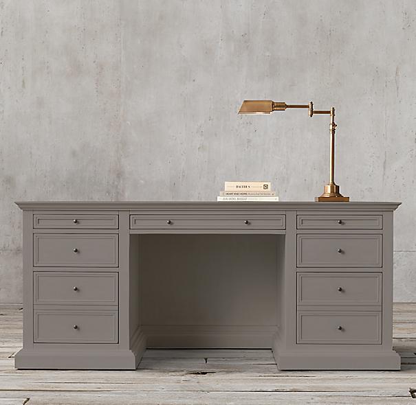 Restoration Hardware Office Furniture #20: 6 Finishes
