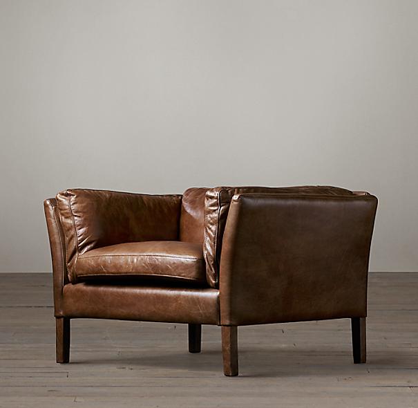 sorensen leather chair
