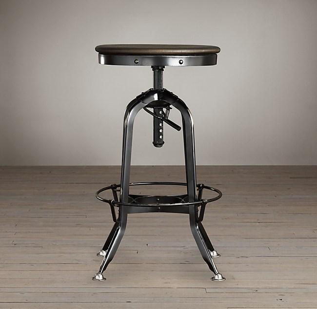 Admirable 1940S Vintage Toledo Barstool Cjindustries Chair Design For Home Cjindustriesco