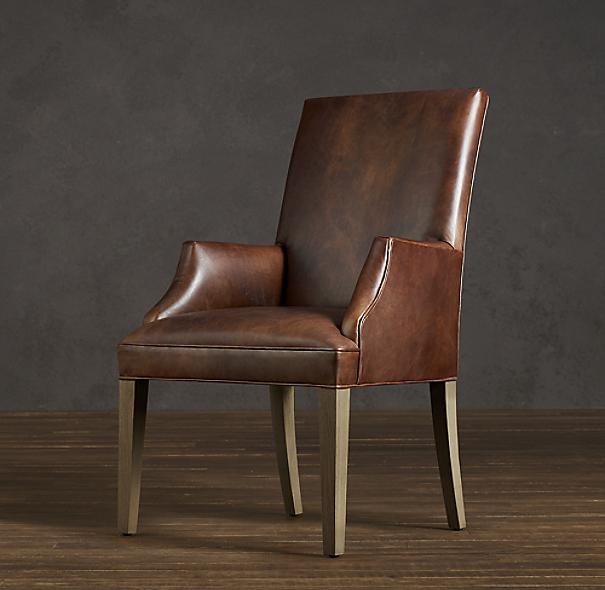 Hudson Parsons Leather Armchair
