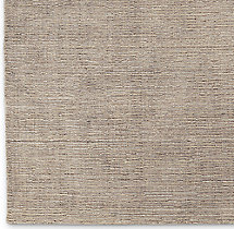 Distressed Wool Rug Swatch - Grey