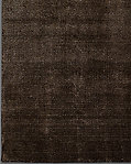 Heathered Wool Rug - Chocolate